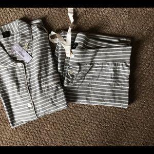 Jcrew dreamy cotton pajamas
